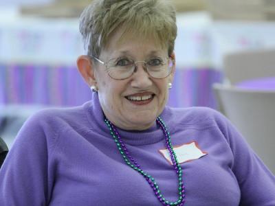 Jo Ann Armstrong, GRSBA secretary