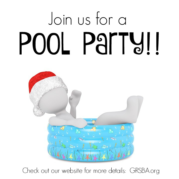 GRSBA Pool Party